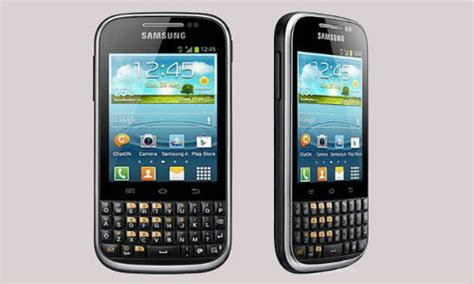 Hp Samsung Android Chat galaxy chat samsung releases android 4 1 2 jelly bean update in india gizbot