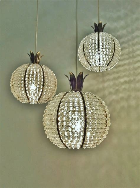 Pineapple Chandelier Hillebrand Vintage Pineapple Chandelier 1950 S Ca German In Vintage Chandeliers From Roomscape