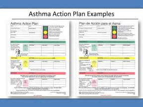 asthma management plan template asthma uk plans asthma allergies