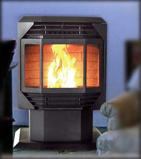 Wood Pellet Fireplaces by Stove Wood Pellet Fireplace Heater Bay Front Remote