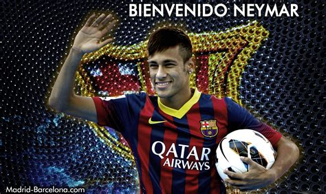 download wallpaper neymar barcelona neymar welcome to barcelona hd wallpaper wallpup com