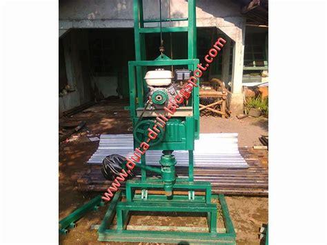 Mesin Bor Gantung tentang pengeboran sumur jual mesin bor sumur model gantung power rig menara