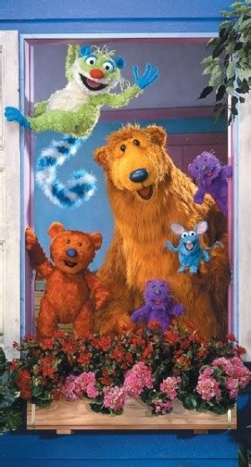 bear big blue house bear inthe big blue house book covers