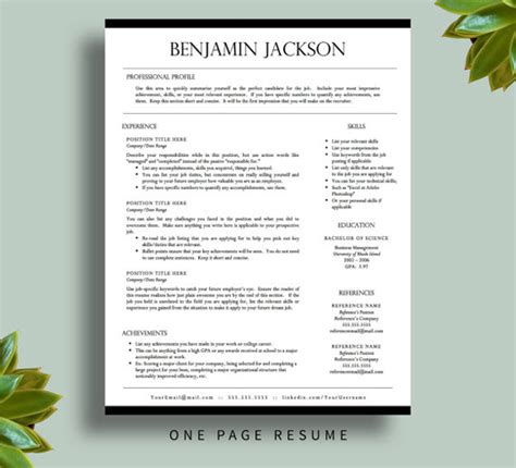 magazine layout resume 8 creative and appropriate resume templates for the non