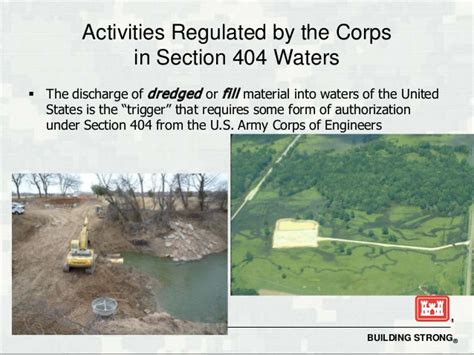clean water act section 404 section 404 clean water act overview riparian workshop