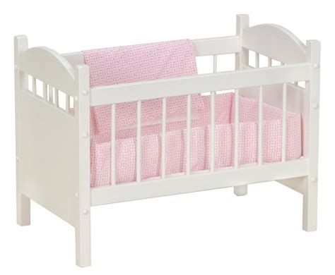 Handmade Cribs - baby doll crib bedding oak wood handmade american