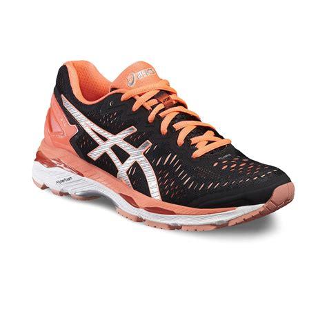 athletic shoes for overpronators asics gel kayano 23 running shoes