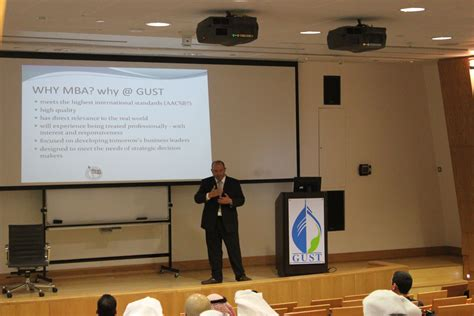 Gust Kuwait Mba by Gust Welcomes New Batch Of Mba Students Gust