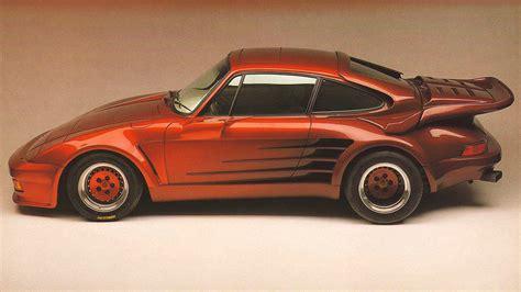 Porsche Gemballa 930 Mayday Garage