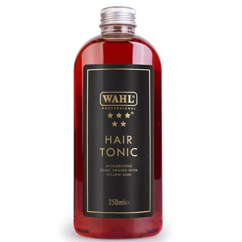 Hair Tonic Vanestric 500 Ml wahl hair tonic 250ml free shipping lookfantastic