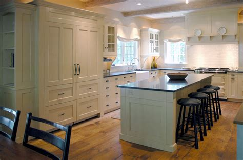 a custom kitchen island finewoodworking