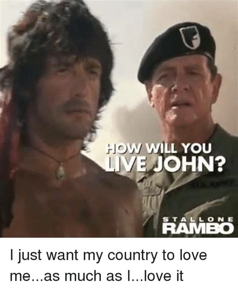 Rambo Meme - john rambo meme related keywords john rambo meme long