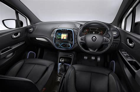 Interior Home Colour by 2016 Renault Captur Refreshed Model Gets New Range