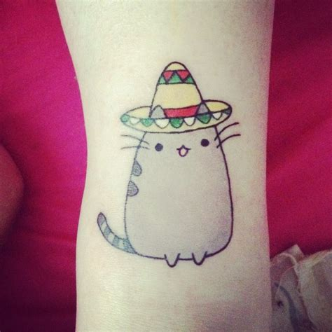 pusheen tattoo 17 best pusheen the cat images on pusheen cat