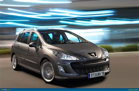 peugeot family drive ausmotive com 187 family touring in a 308