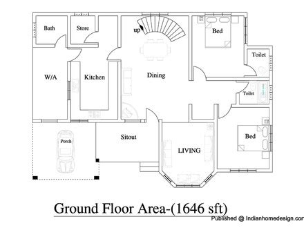 duplex floor plans with 2 car garage 600 sq ft house 1750 sq ft house floor plan house plans