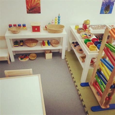 montessori baby montessori and baby toddler on pinterest 52 best images about montessori classrooms on pinterest