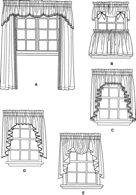 free curtain sewing patterns free curtain patterns to sew squidoo auto design tech