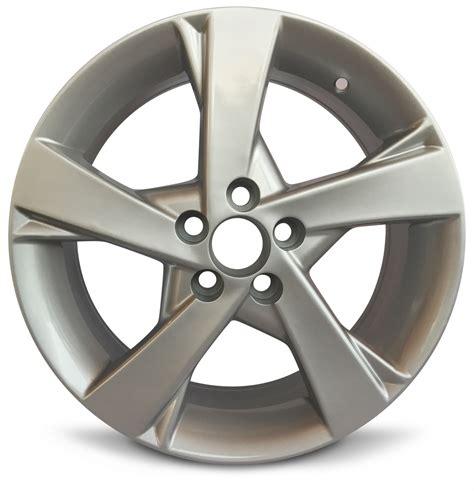 toyota 5 lug pattern new 16x6 5 inch 5 lug 2011 2013 toyota corolla alloy wheel