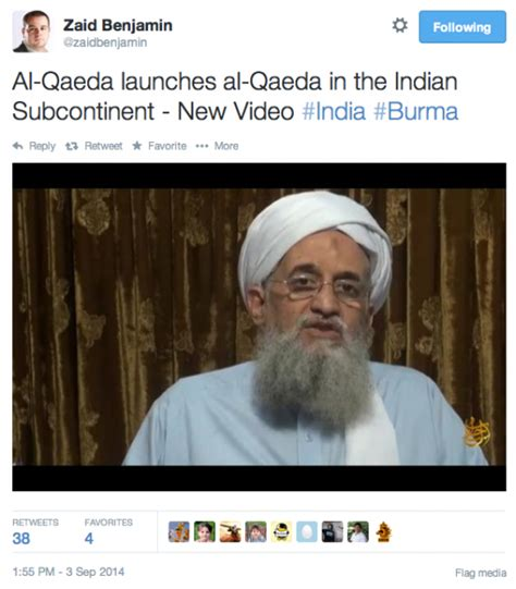 al qaeda biography in hindi zawahiri announces creation of new affiliate in india al