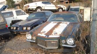 Used American Cars For Sale In Japan Abandoned In Japan An American Car Graveyard