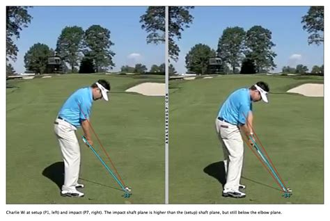 too handsy golf swing hogan impact address instruction and playing tips the