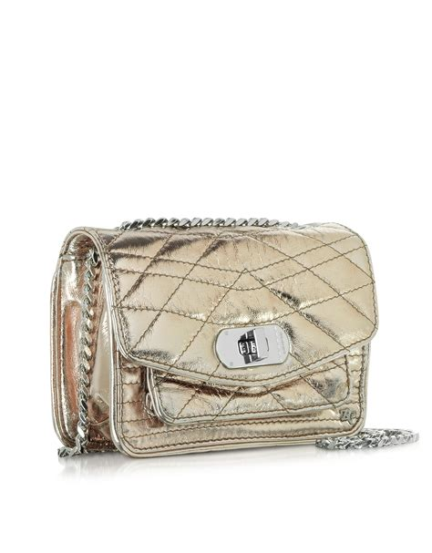 Introducing The Rafe Voltaire Penelope Satchel Handbag by Zadig Voltaire Quilted Cross Bag In