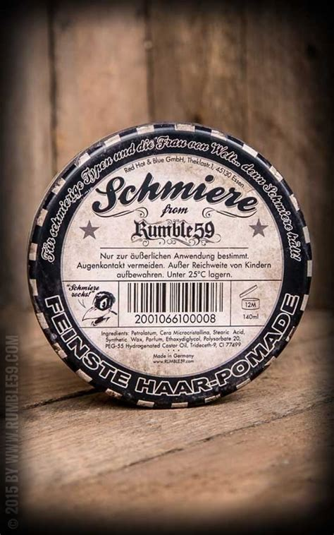 Pomade Vespa schmiere special kn 252 ppelhart by rumble59 from germany