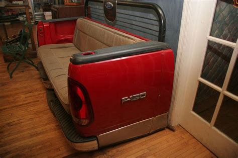tailgate couch ford f 150 tailgate couch andr 233 s jdel pinterest