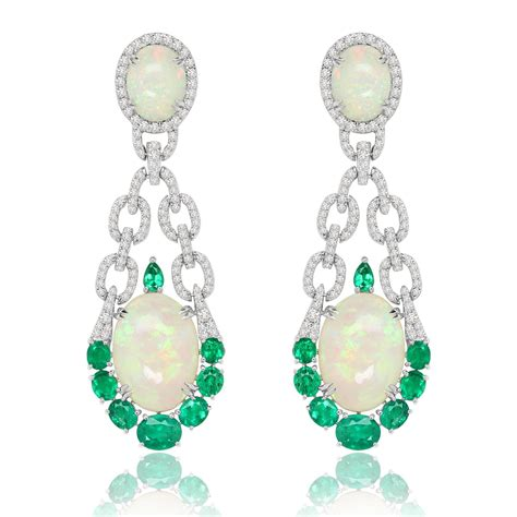 green opal earrings 100 green opal earrings green opal earrings 14k