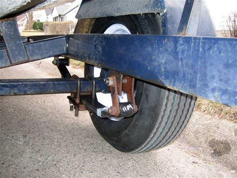 old boat trailer with coil springs boat trailer suspension pictures to pin on pinterest