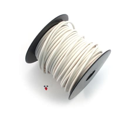 16 moped electrical wire white by da fo