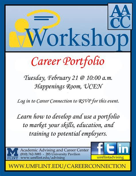Resume Internship Sample by Career Portfolio Workshop Student Success Center