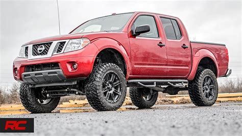 nissan frontier 6 inch lift kit 2005 2018 nissan frontier 6 inch suspension lift kit by