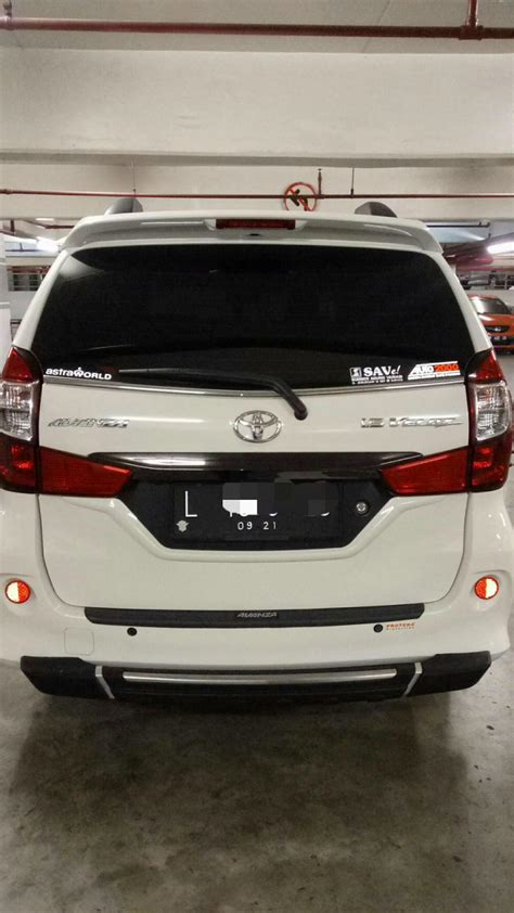 Grand New Avanza 1 5 Veloz M T kredit grand new avanza veloz 1 5 bu mobilbekas