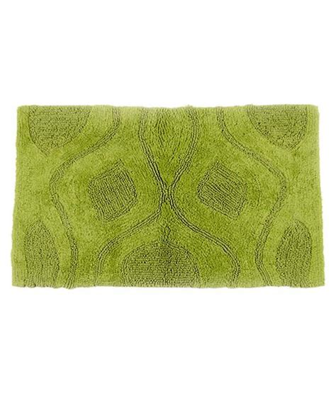 Bath Flower Green homefurry green bed flower bath rugs buy homefurry green