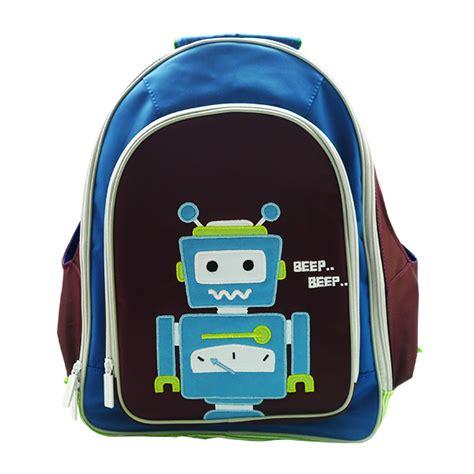 Souvenir Back Pack Transparanttas Ransel Anak jual tas sekolah ransel anak charlene robot char coll gifts