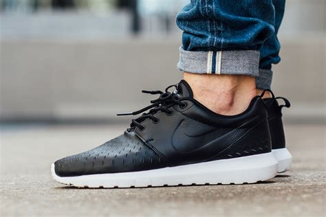 J Nike Roshe Run Black nike roshe nm laser sneaker bar detroit