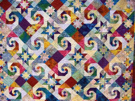quilt pattern snail s trail attic window quilt shop wmqg quilts on the grand