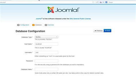 cara membuat web sederhana dengan joomla cara membuat web offline di komputer dengan joomla segiempat