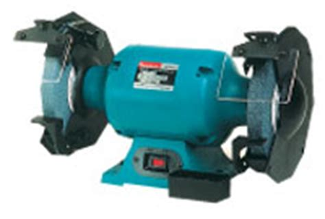 bench grinder makita gb800 205mm 8 quot bench grinder