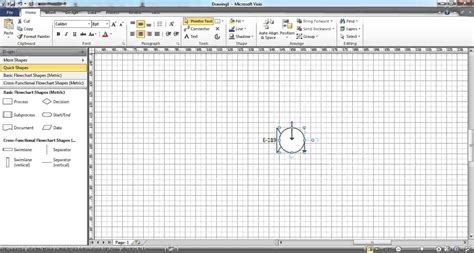 visio flip shape rotate shape in visio