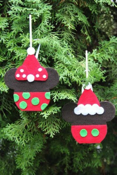 chatting  chocolate diy disney christmas ornaments