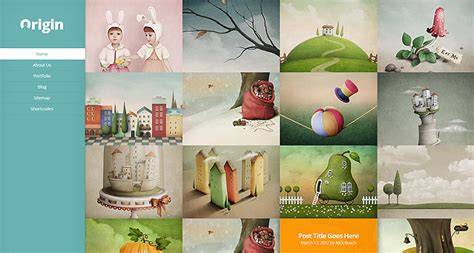 theme wordpress origin 11 best wordpress gallery themes wpthemespoint com