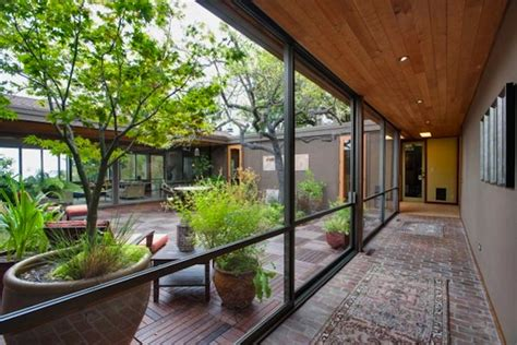 Garage Designs With Living Space Above real estate report serene mid century modern in berkeley
