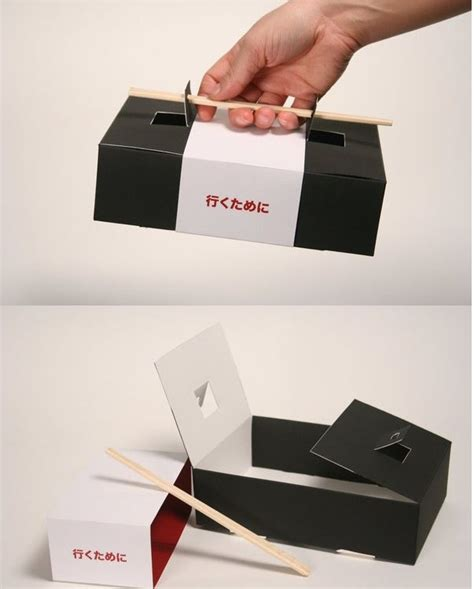 How To Make A Package Out Of Paper - best 25 food packaging design ideas on