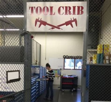 Tool Crib Of The by Growing Great Employees Modern Machine Shop