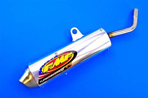 fmf turbine core 2 spark arrestor silencer motorcycle fmf turbinecore 2 silencer with spark arrestor 025067 ebay
