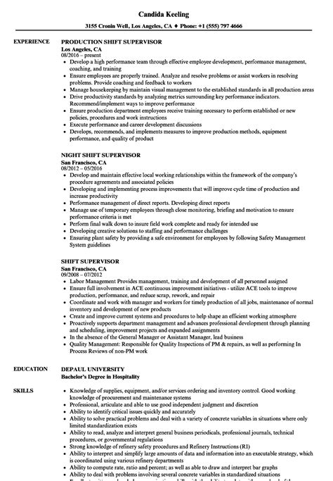 resume sles for supervisor burger king shift manager resume best pictures and