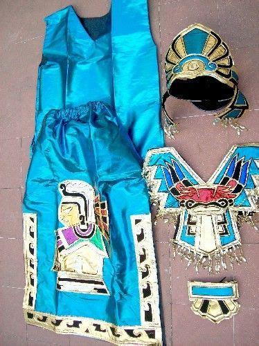 imagenes de vestuarios aztecas 17 mejores ideas sobre traje azteca en pinterest su 233 ter